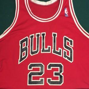 Vintage Micheal Jordan Jersey